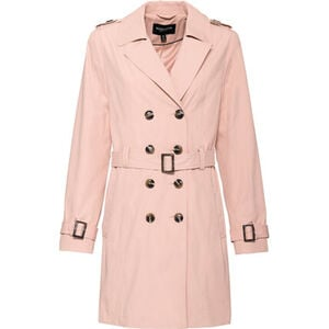 manguun collection Trenchcoat, Kurzmantel, für Damen