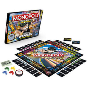 Hasbro Gaming Monopoly Speed