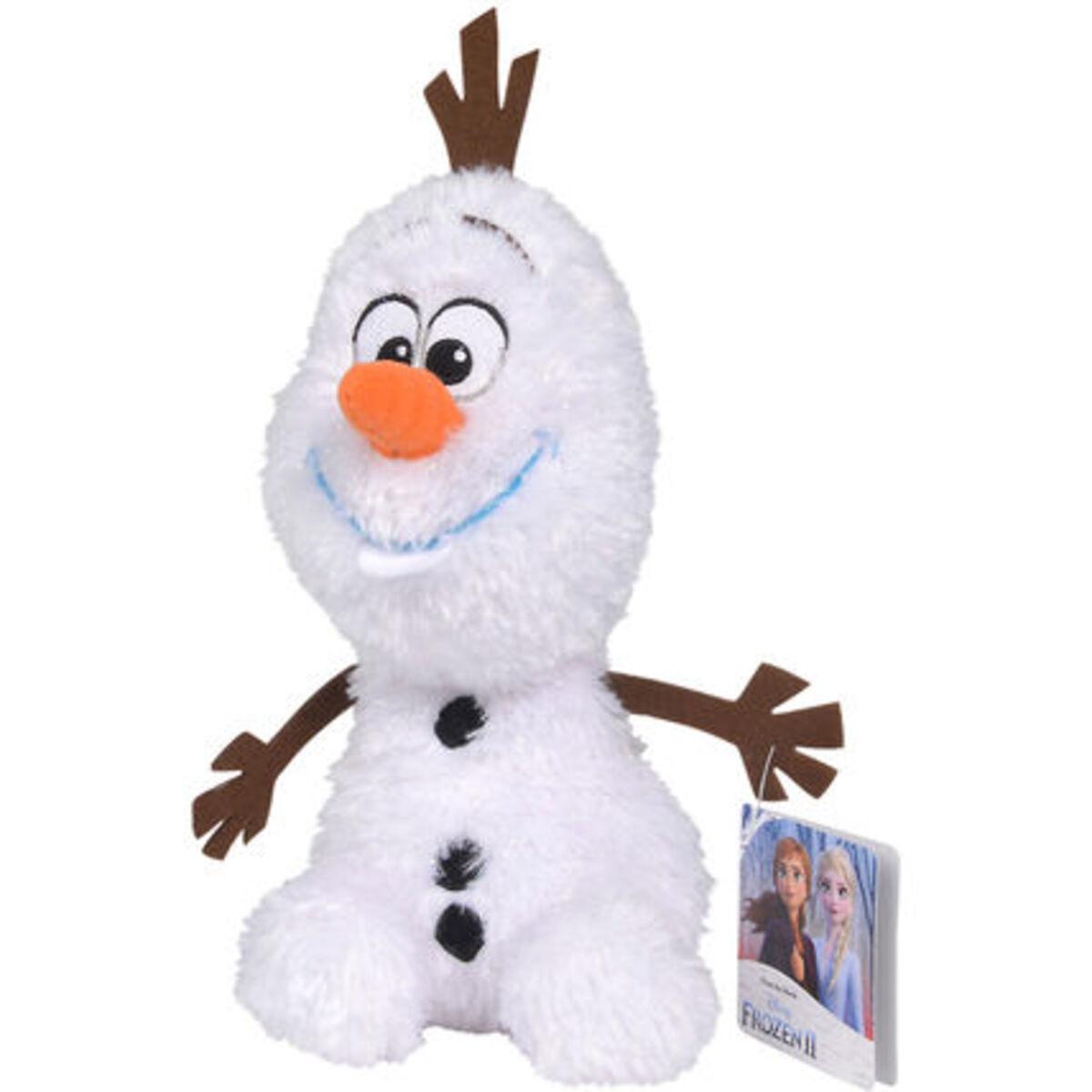 """Bild 2 von Simba Plüschpuppe Olaf """"Disney die Eiskönigin"""""""