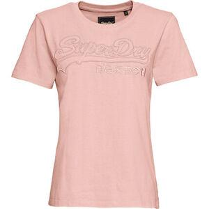 Superdry T-Shirt, Stickerei, für Damen