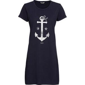 Esprit Sleepshirt, Ankermotiv, für Damen
