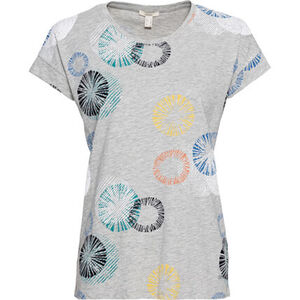 Esprit T-Shirt, Allover-Print, für Damen