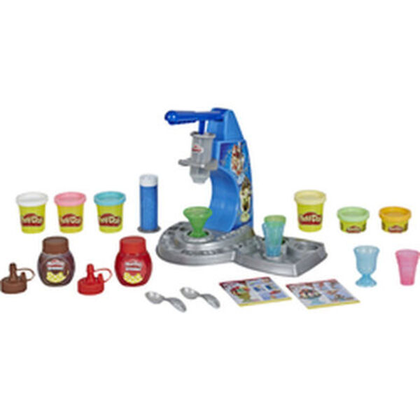 Hasbro Play-Doh Drizzy Eismaschine mit Toppings