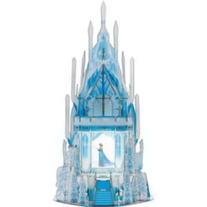 Spin Master Frozen 2 Eis Palast 3D-Puzzle