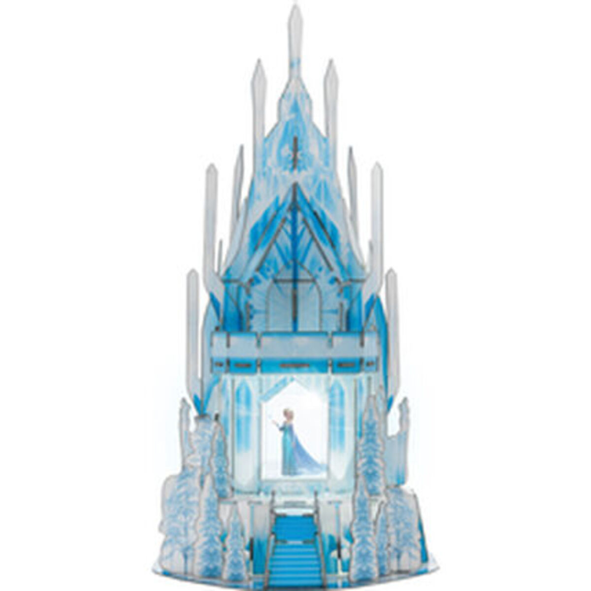 Bild 1 von Spin Master Frozen 2 Eis Palast 3D-Puzzle