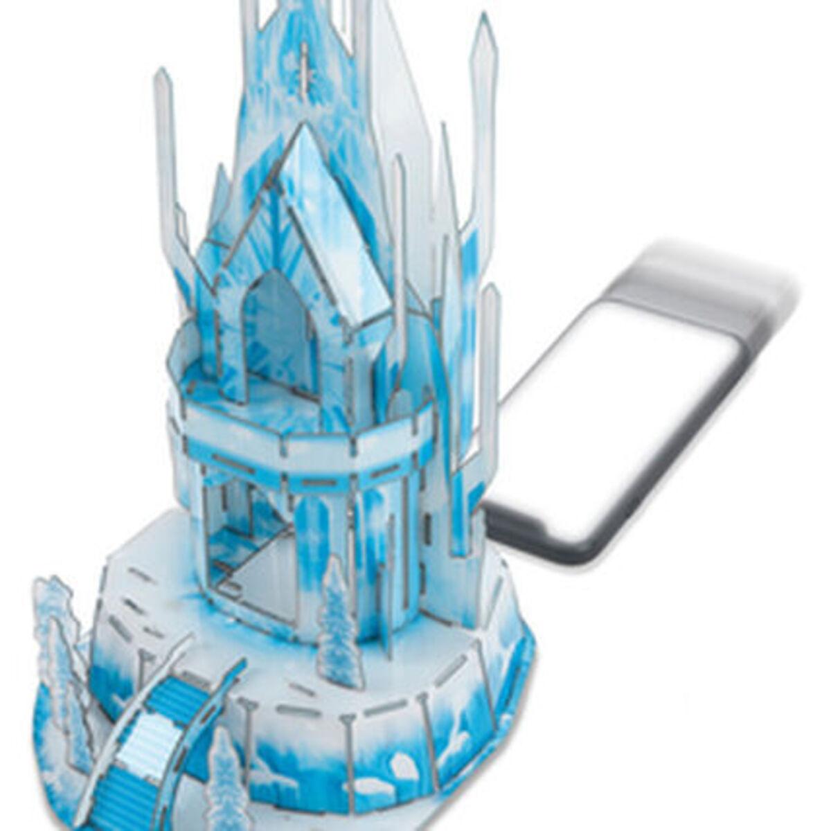 Bild 2 von Spin Master Frozen 2 Eis Palast 3D-Puzzle