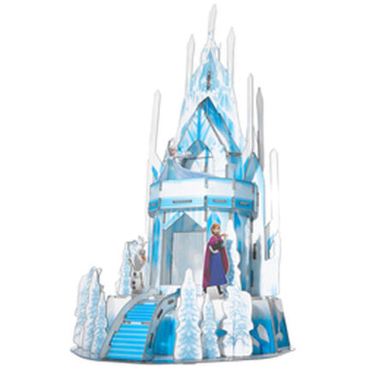 Bild 3 von Spin Master Frozen 2 Eis Palast 3D-Puzzle