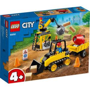 LEGO® City 60252 Bagger auf der Baustelle