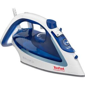 Tefal Dampfbügelautomat FV5715 Easygliss Plus, blau/weiß