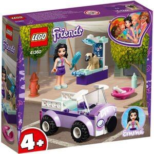 LEGO® Friends 41360 Emmas mobile Tierarztpraxis