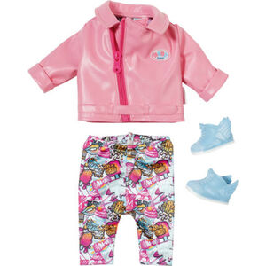 Zapf Creation® BABY born®City Deluxe Scooter Outfit