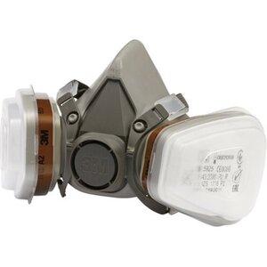 3M Ersatzfilter-Set A2P2 Grau-Weiß