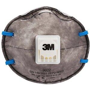 3M Maske 9922C2 mit Schutzstufe FFP2