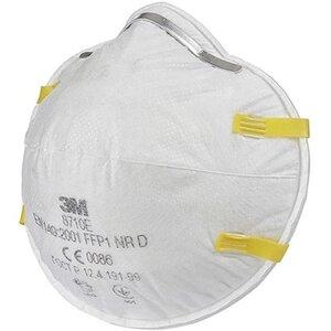 3M Feinstaub-Maske 8710 mit Schutzstufe FFP1
