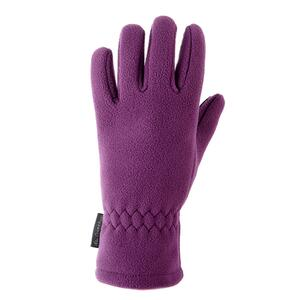 Handschuhe Fleece MH500 Kinder violett