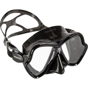 Tauchmaske X-Vision Liquid Skin schwarz/grau
