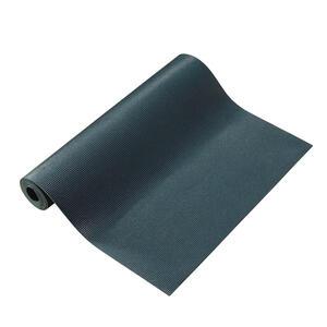 Yogamatte Essential sanftes Yoga 4 mm dunkelgrün