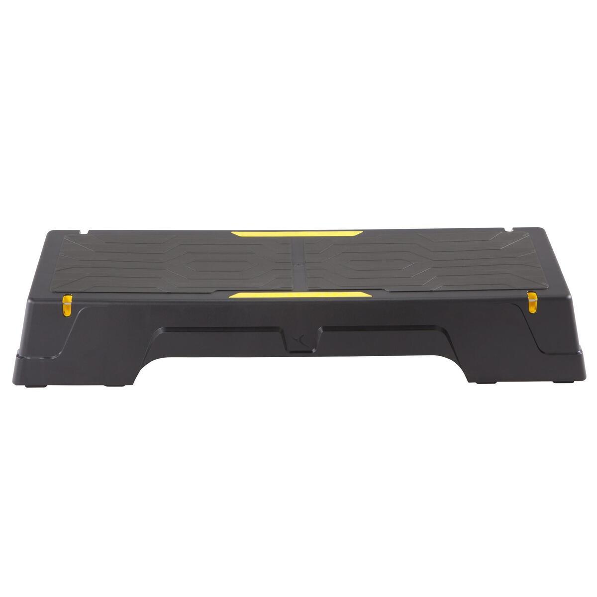 Bild 2 von Stepbank Komfort schwarz/gelb