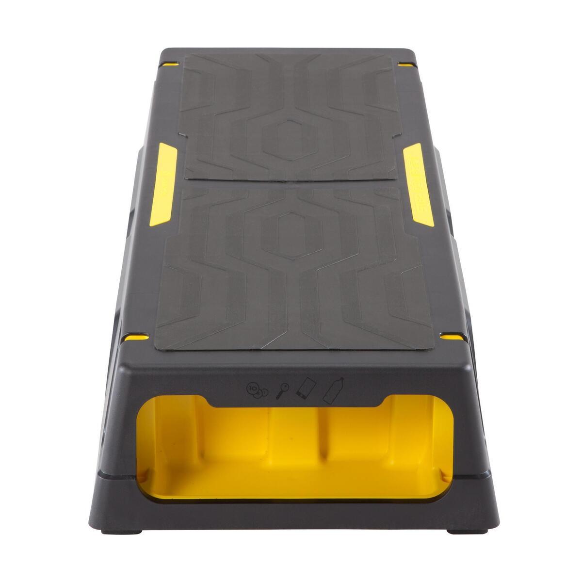 Bild 3 von Stepbank Komfort schwarz/gelb