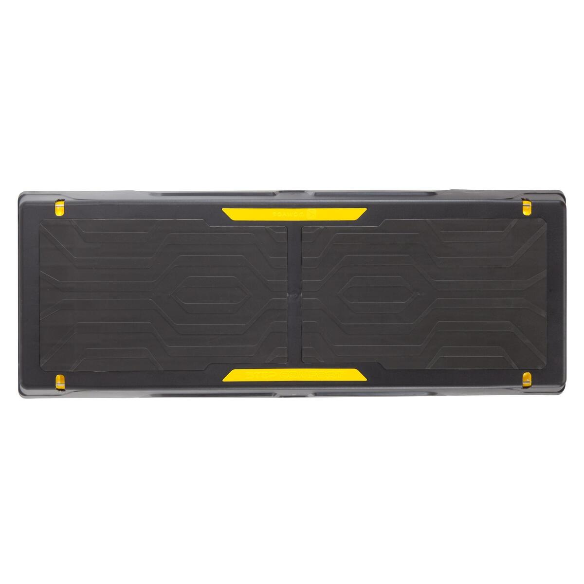 Bild 4 von Stepbank Komfort schwarz/gelb