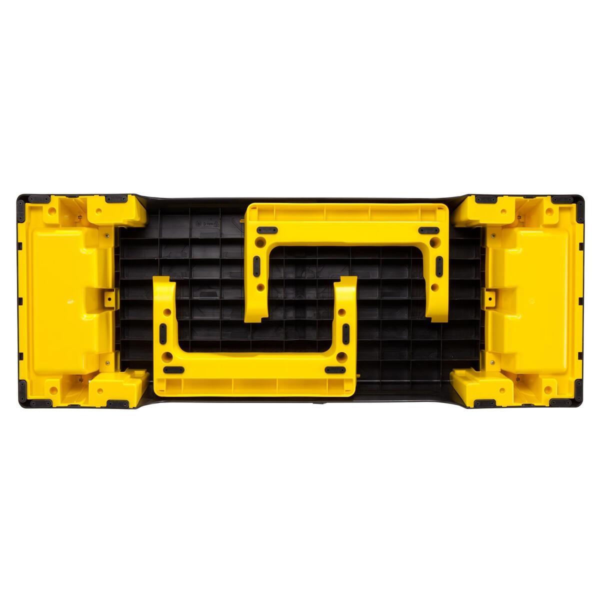 Bild 5 von Stepbank Komfort schwarz/gelb