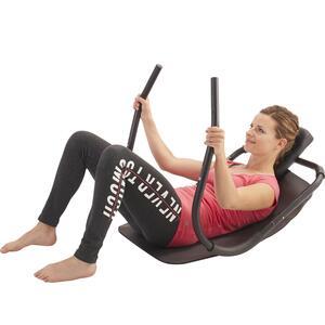 Bauchmuskeltrainer 500 ergonomisch und kompakt