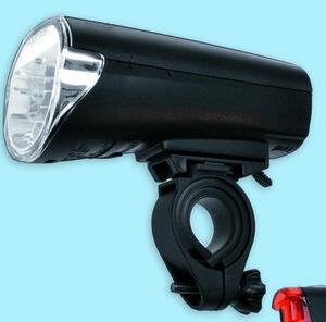 Fahrradbeleuchtungs-Set