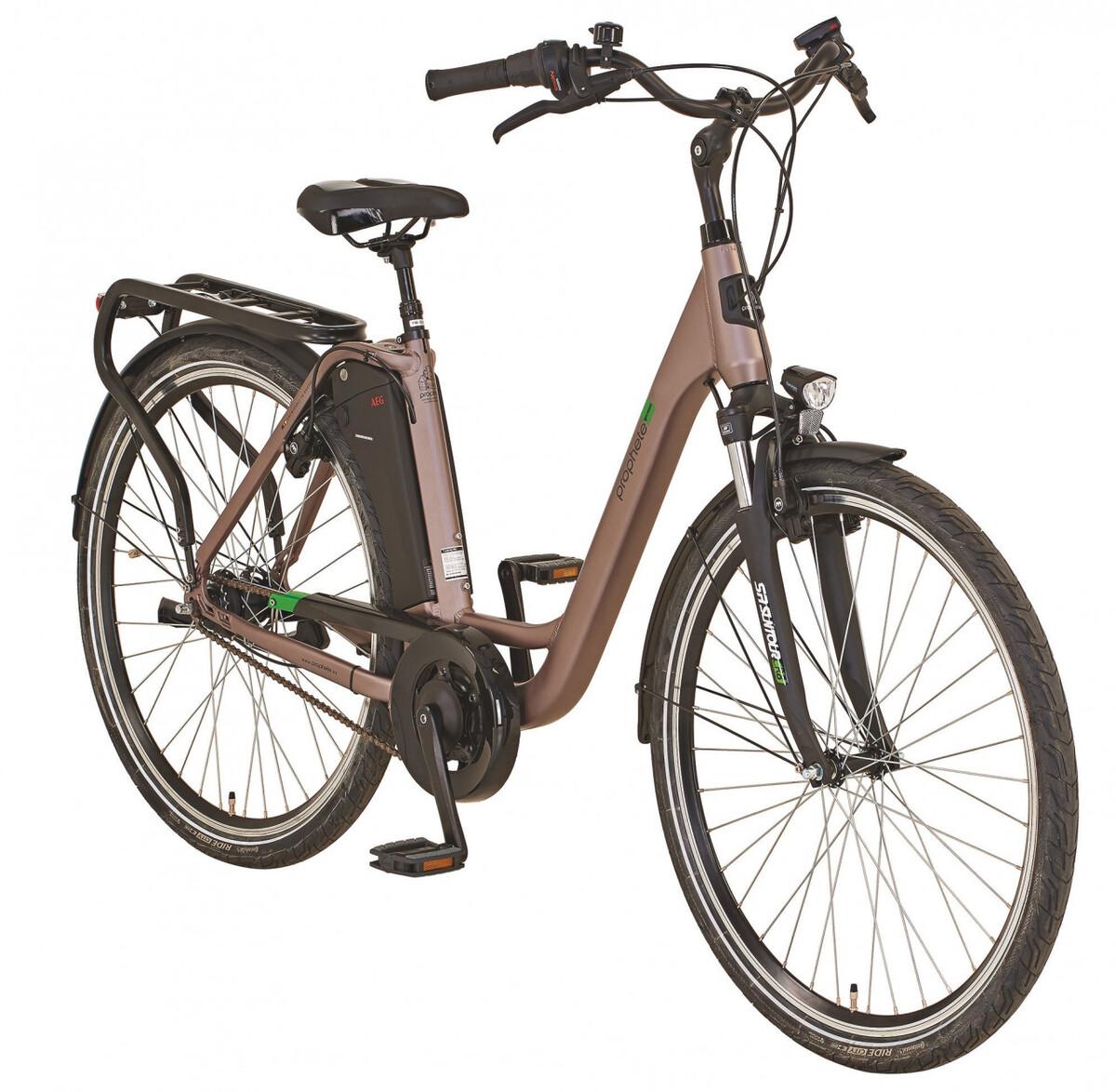 """Bild 1 von Prophete City E-Bike Geniesser 28"""" 20.EMC.10"""