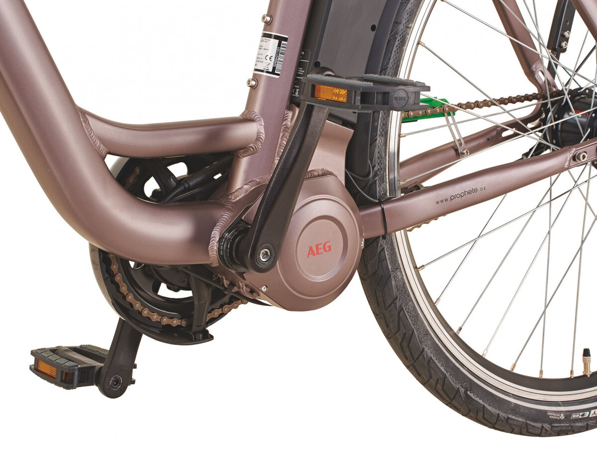 """Bild 3 von Prophete City E-Bike Geniesser 28"""" 20.EMC.10"""