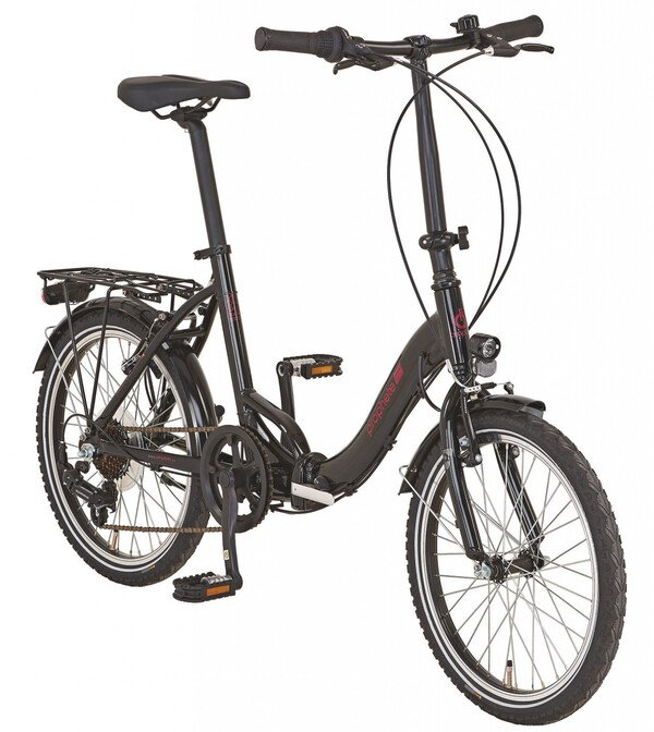 "Prophete Urcbanicer City Bike 20"" 20.BSU.10"