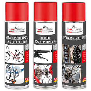 Top Velo/Bikefit Fahrrad-/ Motorrad-Sprays