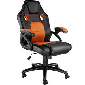 Bürostuhl Mike schwarz/orange
