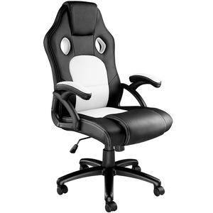 Bürostuhl Tyson schwarz/weiß