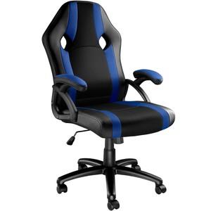 Bürostuhl Goodman schwarz/blau