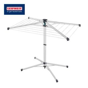 """Standwäscheschirm """"LinoPop-Up 140"""" - ca. 14 m Trockenlänge  - Leinenlänge: ca. 95 cm - Höhe: ca. 147 cm - Einhandbedienung  - schnelles, einfaches  Öffnen und Schließen  - ideal für zu Hause,"""