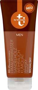 t by tetesept 2in1 Aromadusche & Shampoo 03 Men Brown created by Michalsky