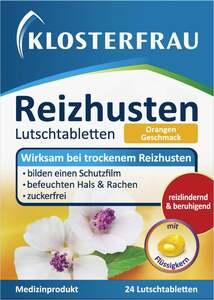 Klosterfrau Reizhusten Lutschtabletten