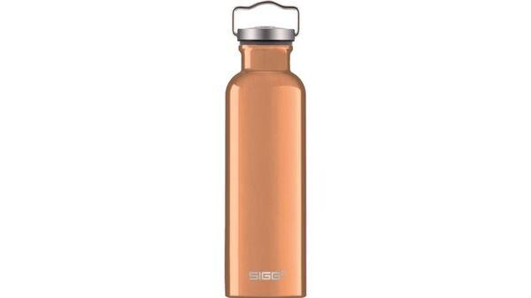 SIGG Trinkflasche Aluminium Original