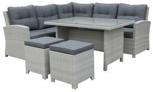 Tarrington House Lounge-Set Akami mit Esstisch