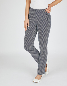 Bexleys woman - Bengalin-Hose mit Reißverschlusstaschen