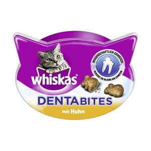 whiskas Katzen-Snacks versch. Sorten jede 48/66/72-g-Packung