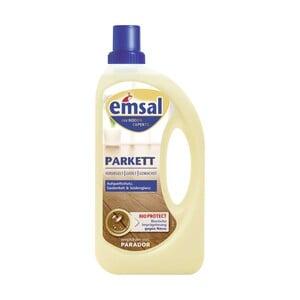 Emsal Bodenpflege Laminat, Parkett oder Stein&Fliesen jede 1-Liter-Flasche