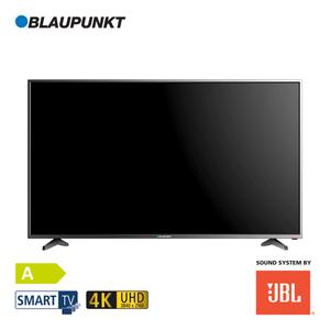 BLA-55/405V • 3 x HDMI, 3 x USB, CI+, SD-Kartenslot • integr. Kabel-, Sat- und DVB-T2-Receiver • Maße: H 72,5 x B 124,2 x T 8,5 cm • Energie-Effizienz A (Spektrum A+++ bis D) Bildschirmdiago