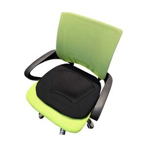 Universal-Gelkissen atmungsaktiv, rutschfeste Ausführung, für Kfz, Heim- und Bürobereich, Maße: ca. B 45 x T 38 x H 2 cm