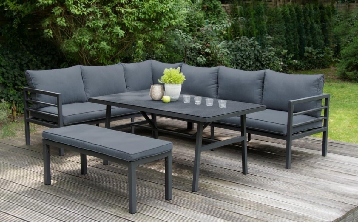 """Bild 1 von bellavista® Alu Lounge Garnitur """"Maia"""""""