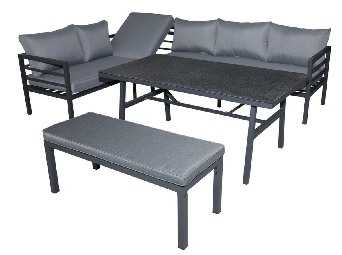 """Bild 2 von bellavista® Alu Lounge Garnitur """"Maia"""""""