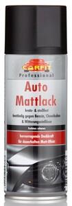 Carfit Auto Mattlack - Schwarz