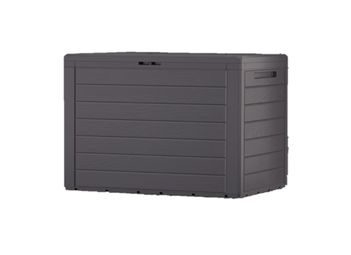 Bild 1 von Powertec Garden Kompakt-Auflagenbox - Anthrazit