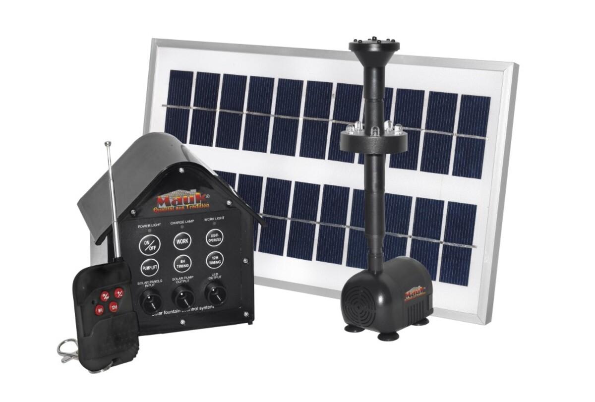 Bild 1 von Mauk Solar-Multifunktionspumpe