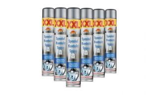 Carfit XXL Spezial Kontakt Spray 6er Set